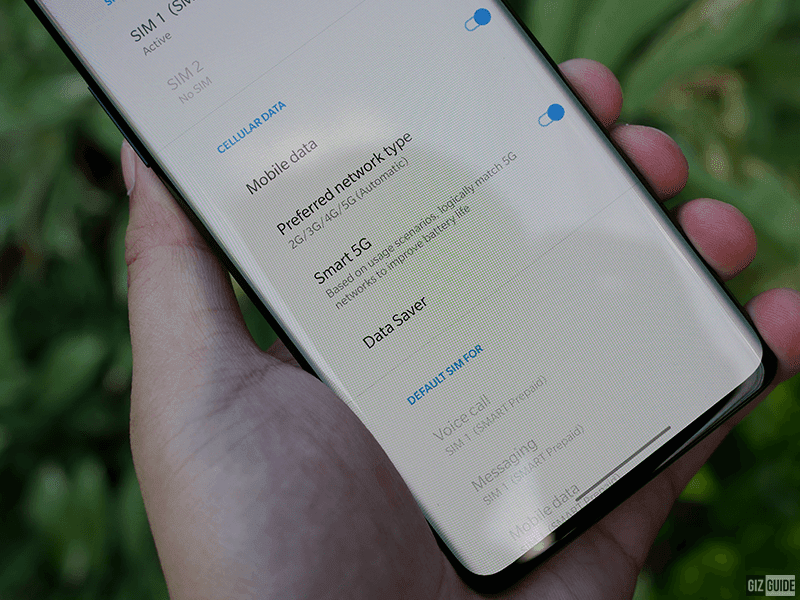 One of the few 5G-ready phones in PH