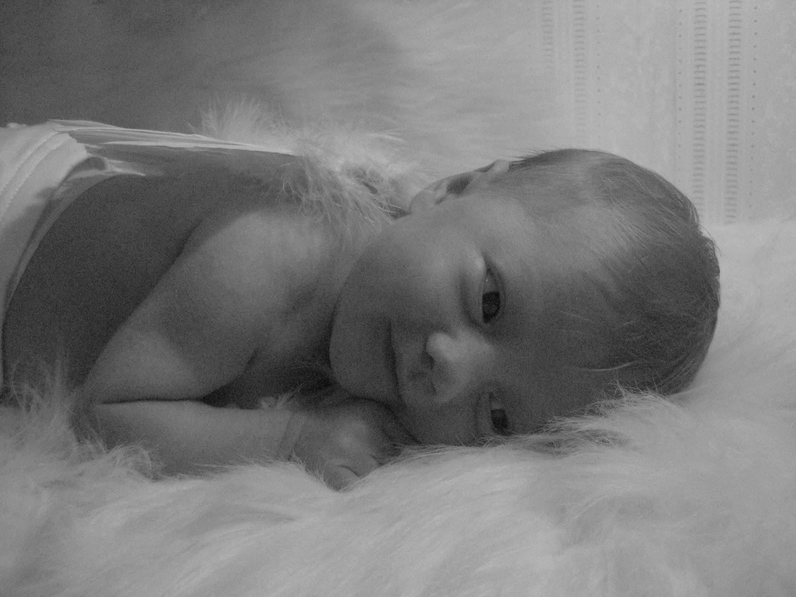 3 Viikkoinen Vauva