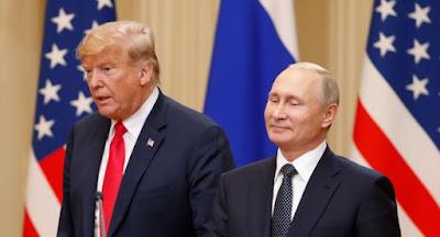 На встрече Путина с Трампом ни одного решения по Украине принято не было