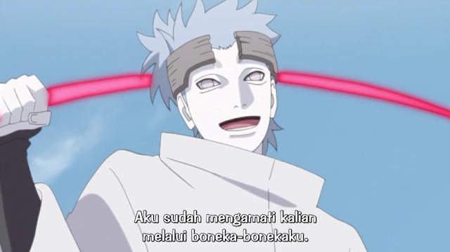 Boruto: Naruto Next Generations Episode 123 Subtitle Indonesia