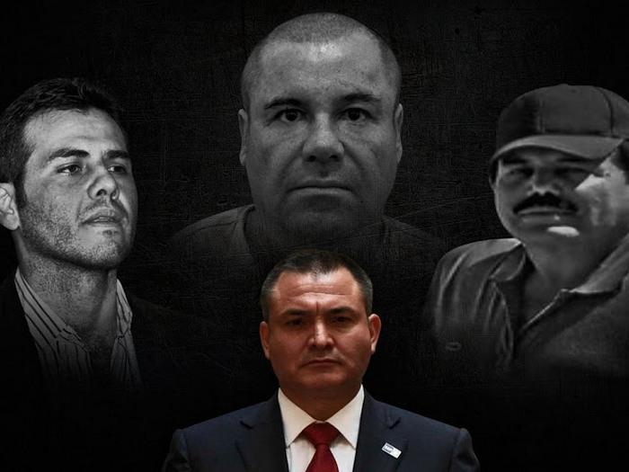 """Generado García Luna, el mas grande traidor cobraba """"derecho de piso"""" en todo el país"""