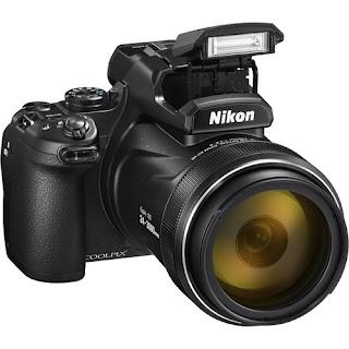 Cámara Coolpix Nikon P1000