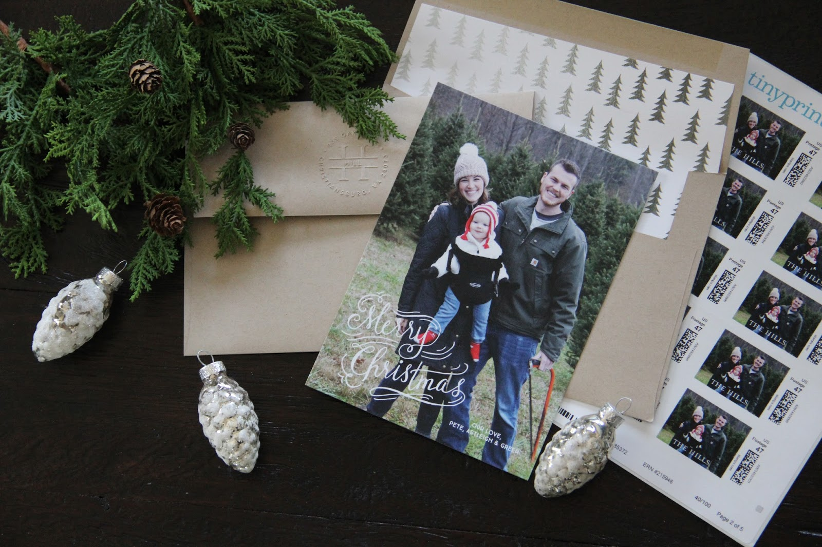 Holiday Traditions || Christmas Cards 2016 | Darling Do