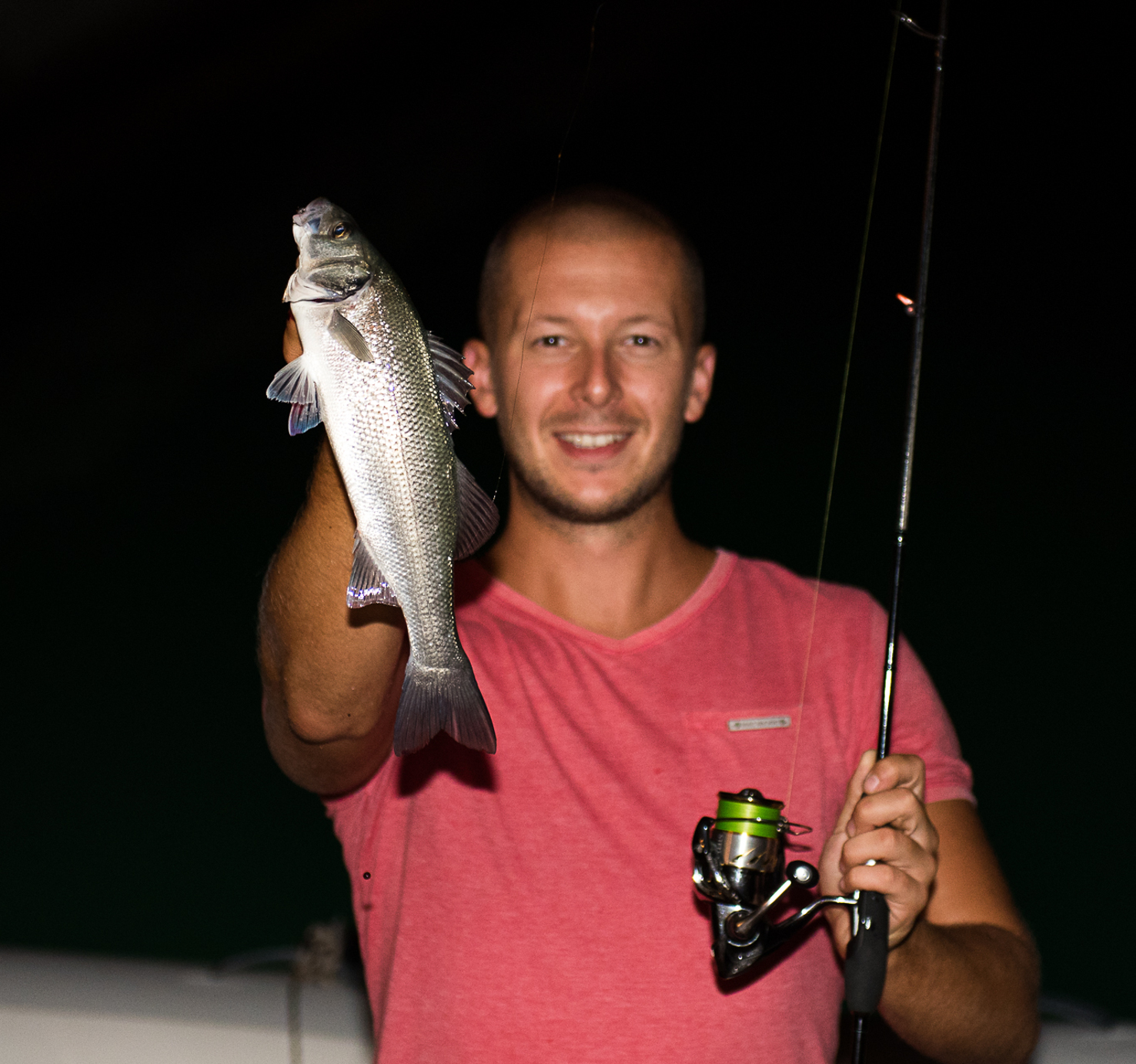 The vagabond fisherman and alle 39 s lures blog ultra light for Crazy fishing vr