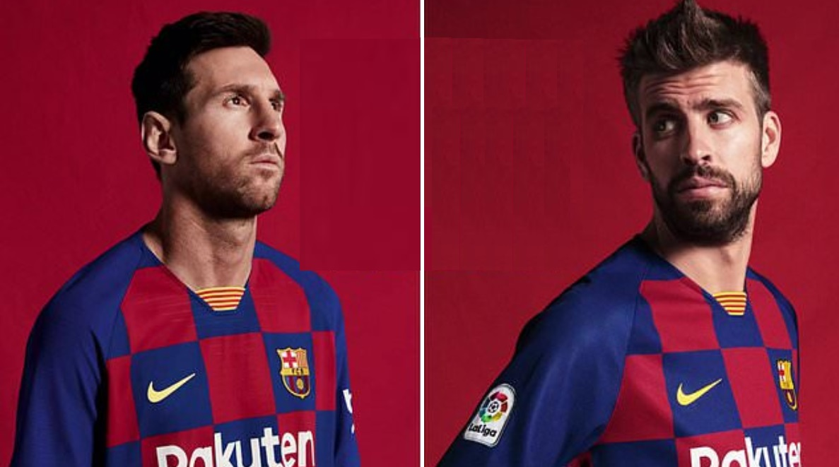Barcelona Kit deal worth 100 million with Nike