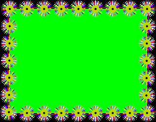 Green screen frame,green screen frame png