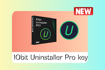 IOBIT Uninstaller Pro 9.5 key