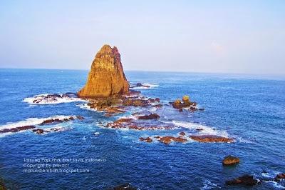 Tanjung Papuma - Pesona Pantai Terindah Jawa Timur