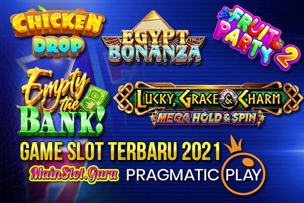 Game Slot Pragmatic Play Terbaru 2021