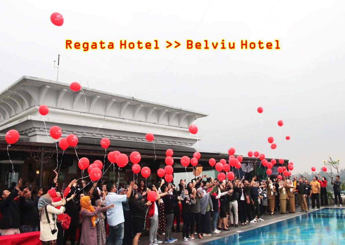Rebranding Regata Hotel Jadi Belviu Hotel Bandung