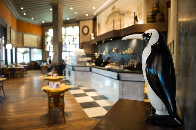 Comemoração de 80 anos Restaurante e Choperia Pinguim