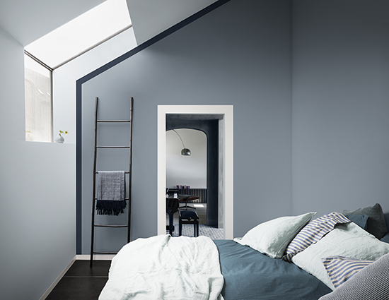 parede azul, acasaehsua, a casa eh sua, cores 2017, parede colorida