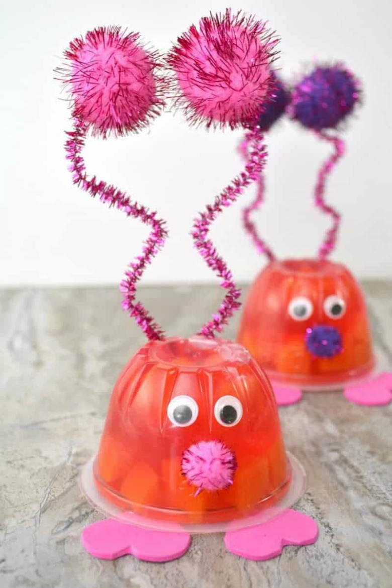 love bug preschool valentine craft