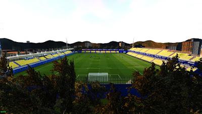 PES 2021 Stadium Santo Domingo