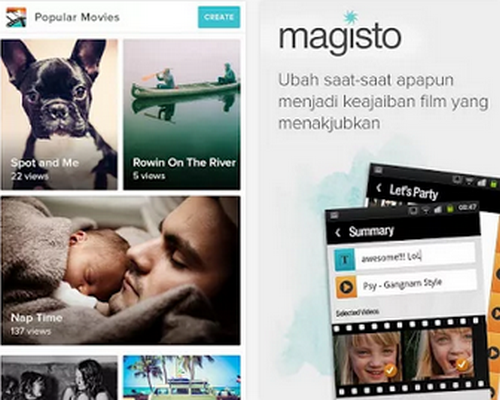 8 Aplikasi Edit VideoTerbaik Android