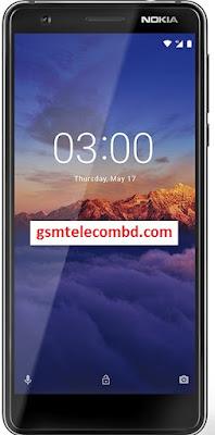 Nokia 3.1 Flash File (TA-1049 TA-1057 TA-1063 TA-1070 TA-1074) All Version
