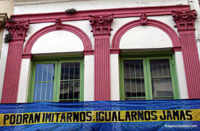 Viajar sozinha para Buenos Aires