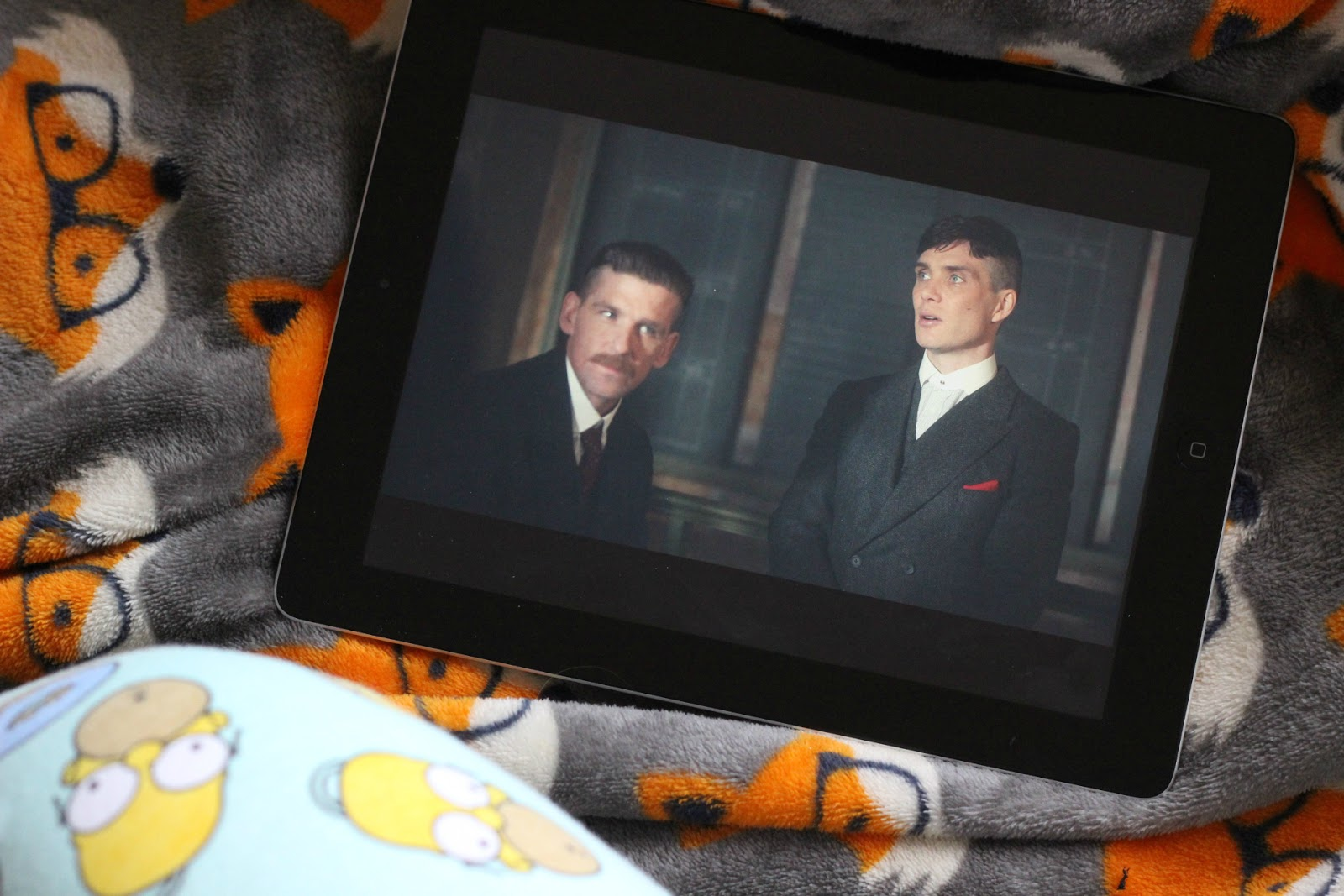 Peaky Blinders on ipad