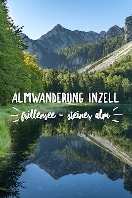Almwanderung Inzell | Bergwald- Erlebnispfad - Frillensee - Steineralm 22