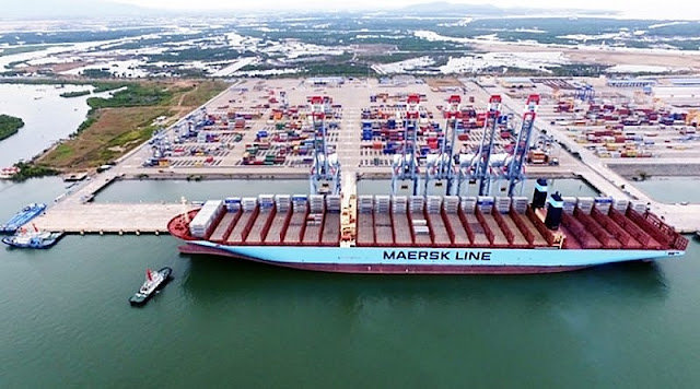 cảng Cái Mép