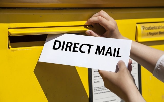direct mail marketing comeback postcard mailers print advertising