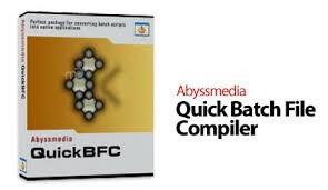 AbyssMedia Quick Batch File Compiler Portable