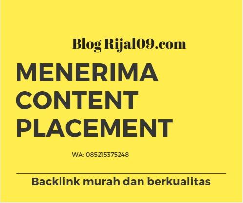 Hanya dengan 50.000 dapat blog murah gratis Template Premium
