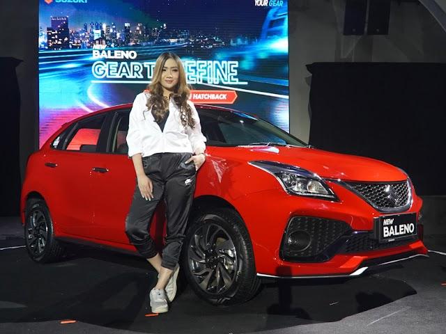 Suzuki New Baleno Tampil Lebih Premium dengan Berbagai Fitur Baru dan Modern
