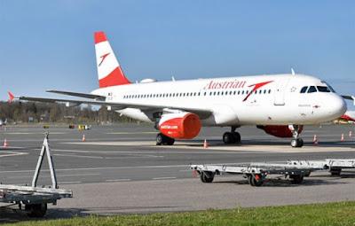 الأزمة,ترغم,شركة,الطيران,النمساوية,على,تخفيض,عدد,الموظفين