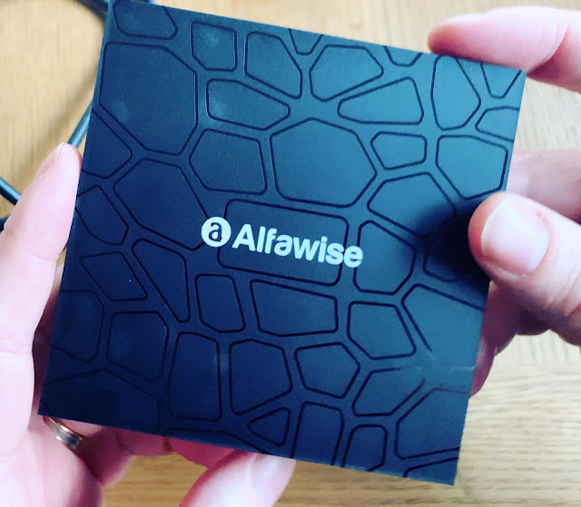 My Unboxing of Alfawise T9 Android TV Box from GearBest
