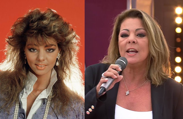Молодость не вечна. Как сейчас выглядят знаменитые певицы 80-х