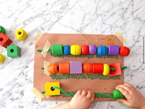 Juegos infantiles durante la cuarentena