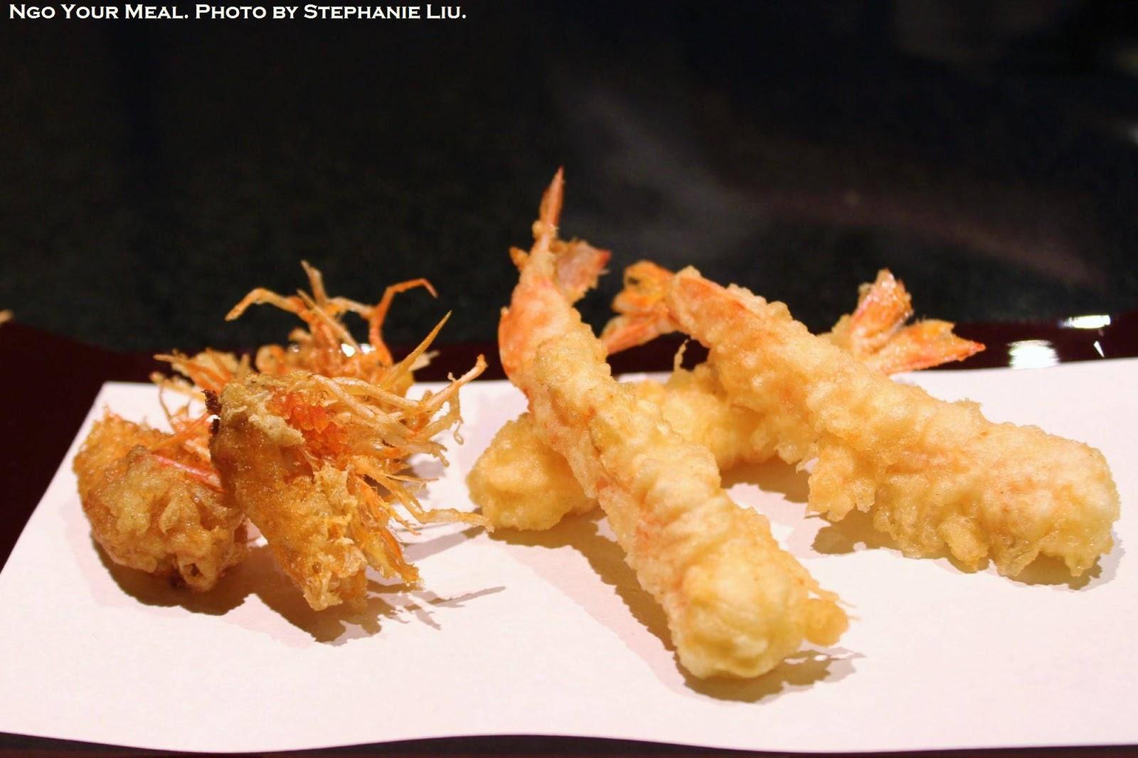 Ngo Your Meal Tempura Endo Yasaka Part 1 Beauti Fry Your Life