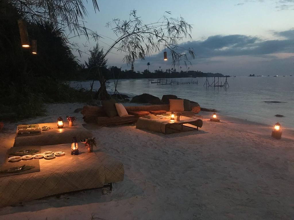 Eco Beach Tent by Billiton - Belitung