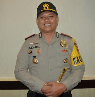 Sekretaris Dinas Sosial Ditahan Polisi