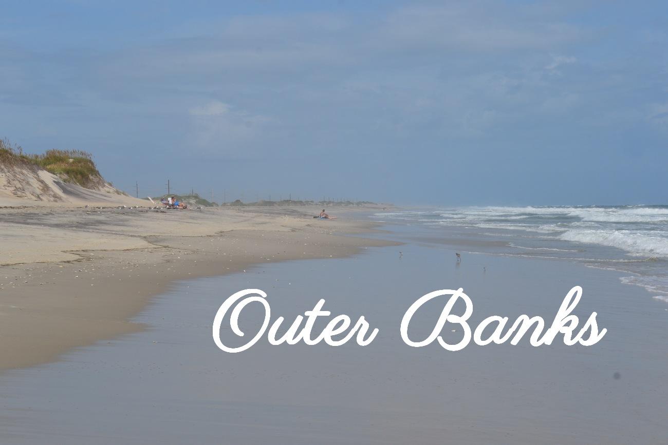Plage des Outer Banks