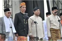 Geger!Survei Terbaru: Pasangan Ini Menang Di Sumatera, Sulawesi, Banten, Jakarta & Jawa barat