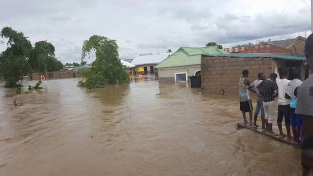 One missing as flood damages bridges, culverts in Ibadan