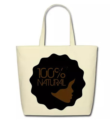 100% Natural Cotton Canvas Tote