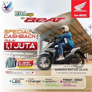 Kredit Sepeda Motor Honda Garuda Motor Jajag Banyuwangi