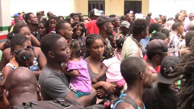 Migrantes se quejan de violaciones a sus DDHH en Chiapas