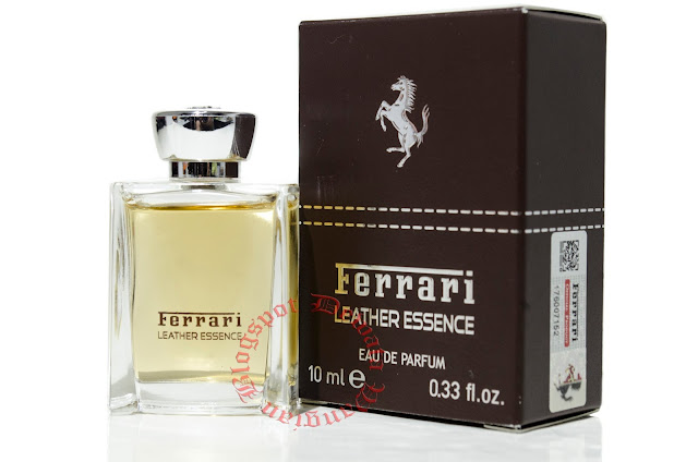 Ferrari Leather Essence Miniature Perfume