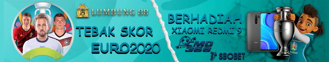EVENT TEBAK SKOR EURO 2021