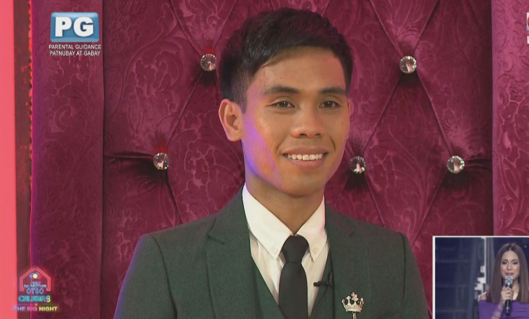 Congratulations to the newest Big Winner of Pinoy Big Brother!