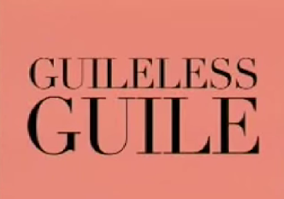 Guileless Guile (2010)