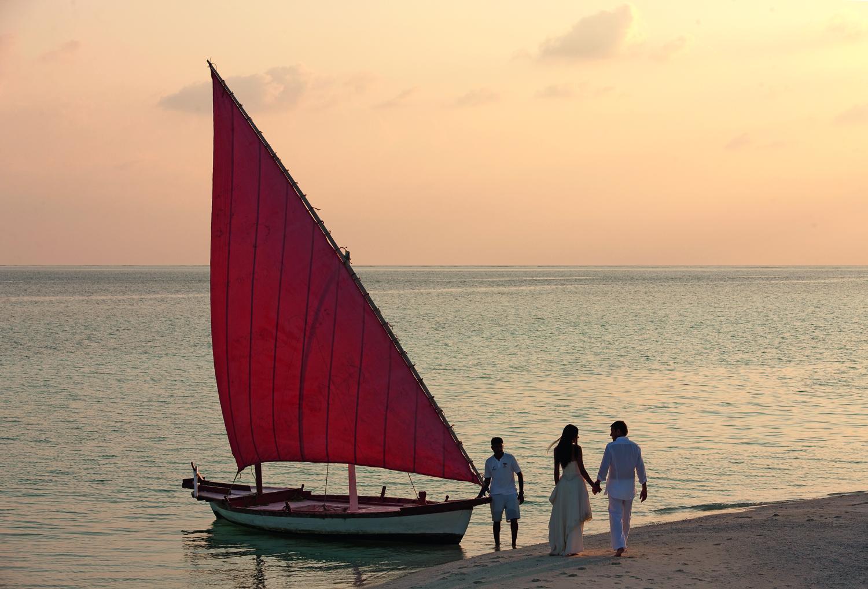 Ile Aux Cerfs Treasure Island