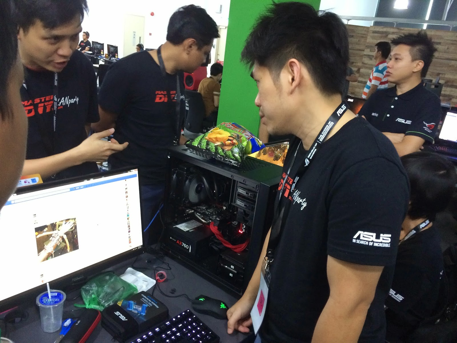 Coverage for ASUS LAN Party: DAY 3 12