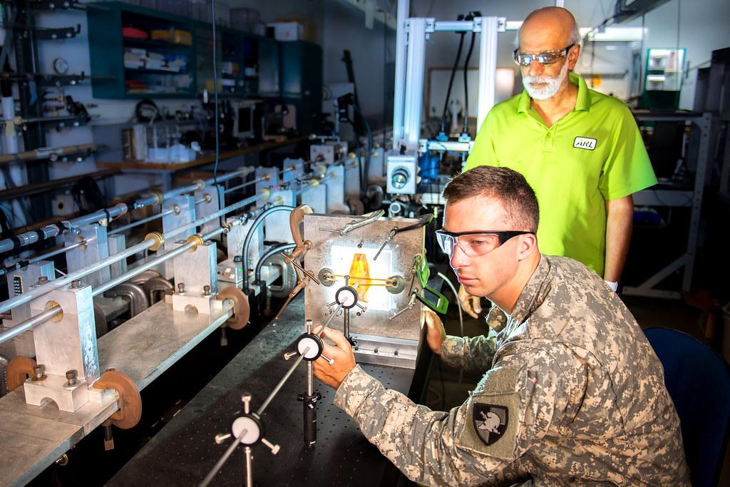 U.S. Army Scientists Explore Human Brain