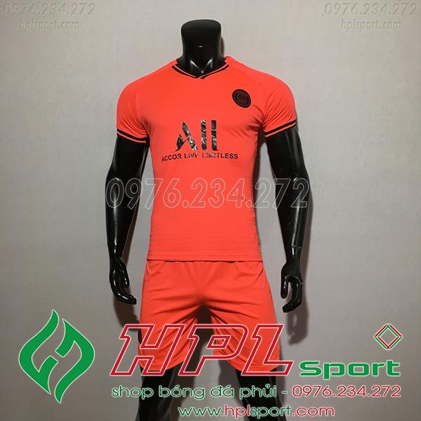 Áo CLB PSG màu cam  2020