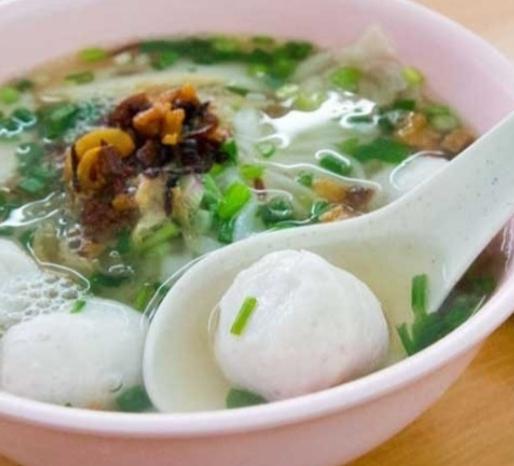 Resepi Kue Tiau Sup Fishball Simple Tapi Sedap